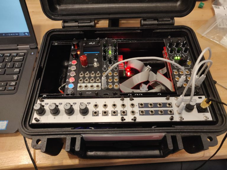DIY Lunchbox Modular