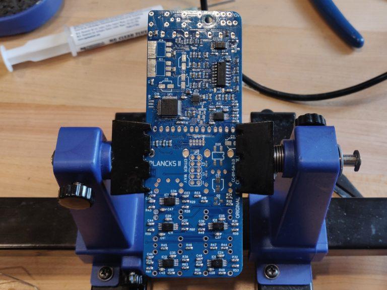 PCB Plancks II