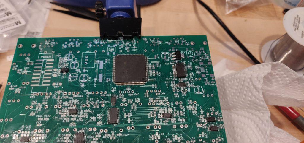 4MS SMR DIY IC Soldered