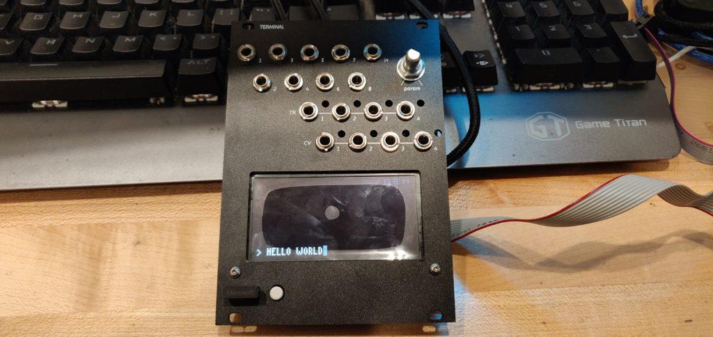 Complete DIY Teletype